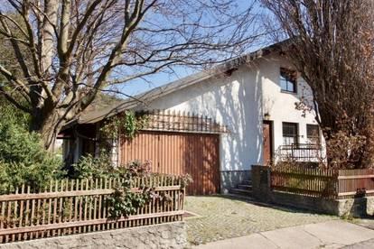 Bezirk Tulln - Sieghartskirchen! Renovierungsbedürftiges Einfamilienhaus mit entzückendem Garten, Biotop und Garage