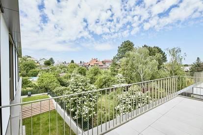 """""""das JOSEF"""" nahe Stadtplatz! Sonnige 2-Zimmer-Dachgeschoss-Wohnung mit Balkon in Grünruhelage"""