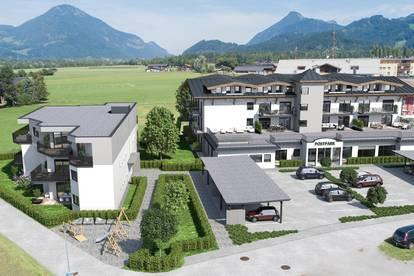Projekt POSTPARK Ebbs - Top E 06 3 Zimmerwohnung zu verkaufen