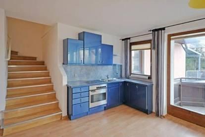 Wörgl Stadtzentrum: 2-Zimmer-Duplexwohnung zu Vermieten