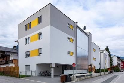 Wörgl: 2-Zimmer-Gartenwohnung in einer ruhigen Wohngegend im Zentrum zu Vermieten