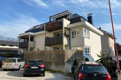 Wörgl Stadtzentrum: 2-Zimmer-Wohnung mit Balkon und Parkplatz zu Vermieten
