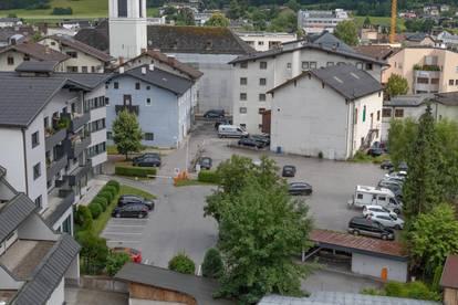 Stadtzentrum Wörgl: Abstellplatz zu vermieten