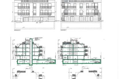 Wohnhausanlage mit 14 Wohnungen