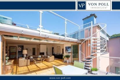 Extravagantes Penthouse in Aigen