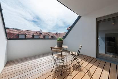Beeindruckendes Dachgeschossflair