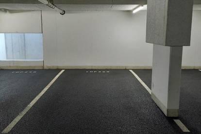 Mitterweg: Tiefgaragenstellplatz in moderner Garage - ab sofort!