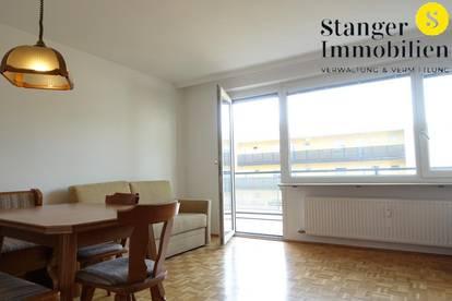 Leben an der Innpromenade: Gemütliche 2-Zimmer-Wohnung mit Balkon!