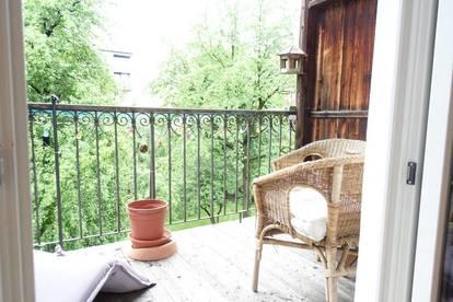 WILTEN - Helle und sonnige 3-Zimmer-Wohnung mit Balkon