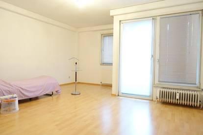 ALDRANS - 1-Zimmer-Wohnung mit Balkon und Abstellplatz