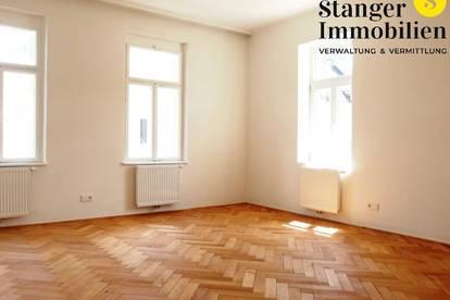 Ab März 2021: Charmante 3-Zimmer-Altbauwohnung mit Balkon in Wilten!