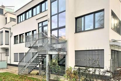 elegante Maisonette   Zentrum Linz - Urfahr   Hauptstraße 63   Hofstöckl