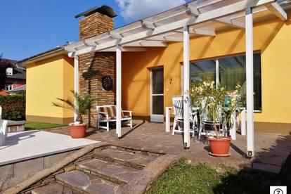 Mitterndorf an der Fischa - Nähe Gramatneusiedl - Neu renovierter Bungalow mit großem Garten und Pool