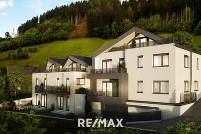 NEU! Villa Freundsberg Doppelhaus 1 -  luxuriöses Wohnen der Extraklasse NEUBAU