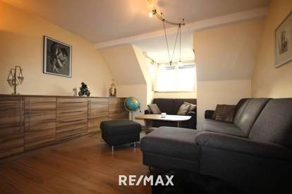 gemütliche 2-Zimmer-Dachgeschoßwohnung