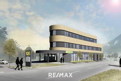 repräsentative Büroräumlichkeiten - Mitgestaltung - NEUBAU - Erstbezug