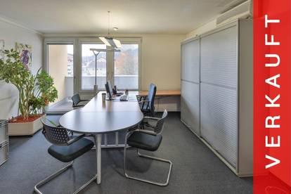VERKAUFT- Großzügige Büroflächen im Zentrum von Schwaz