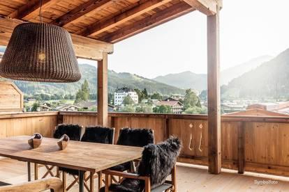 Einzigartiges Alpin-Chalet Bahaus 5 in Reith bei. Kitzbühel