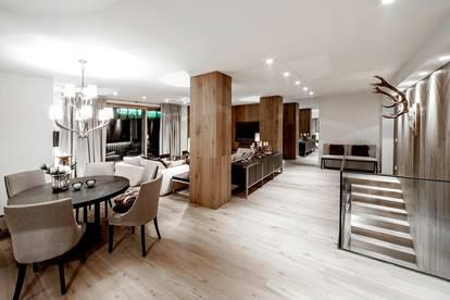 Lichtdurchflutetes Apartment in Kitzbüheler Top-Lage