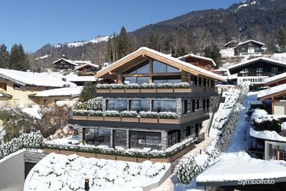 """Luxuriöse Wohnung """"Hausberg"""" in der Sonnberg Lodge in Kitzbühel"""
