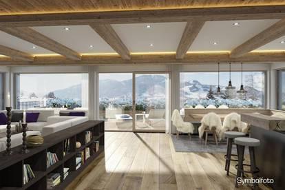 """Luxuriöse Wohnung """"Streifblick"""" in der Sonnberg Lodge in Kitzbühel"""