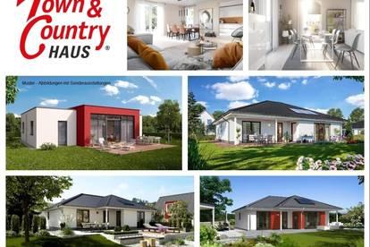 Asubauhaus_TC-Ziegelmassivbungalow für Ihr Grundstück