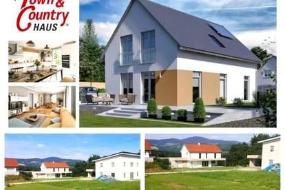 Randlage Pöllau- Schlüsselfertiges TC-Ziegelmassivhaus mit Grundstück in ausgezeichneter Lage