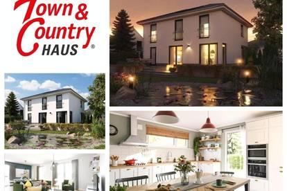 Lambach - Schlüsselfertige-Stadtvilla 154 Exklusiv und Grundstück