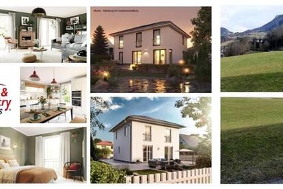 Losenstein/Nahe Steyr - Schlüsselfertiges TC-Ziegelmassivhaus mit Keller und Grundstück