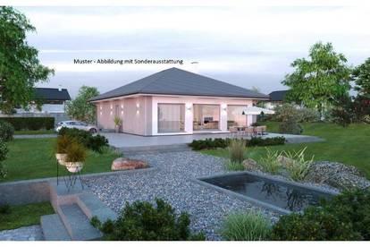 Provisionsfrei - Katsdorf - Schöner ELK-Bungalow (Wohnfläche - 104m² & 120m² möglich) - ELK-Belagsfertige Ausführung