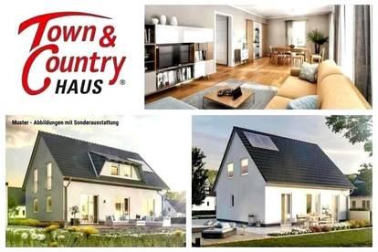 Randlage Deutschlandsberg- Schlüsselfertiges TC-Ziegelmassivhaus inkl. Keller, Fußbodenheizung und ebenes Grundstück