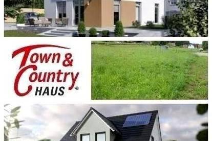 Randlage Sankt Johann im Saggautal - Schlüsselfertiges TC-Ziegelmassivhaus mit Fußbodenheizung, Keller und Grundstück