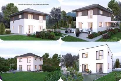 Lipizach/Randlage Klagenfurt - Elkhaus und Grundstück in leichter Hanglage (Wohnfläche - 117m² - 129m² & 143m² möglich)