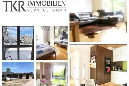 Nahe Gmunden - Schöne Wohnung mit Eigengarten, Carport&Parkplatz