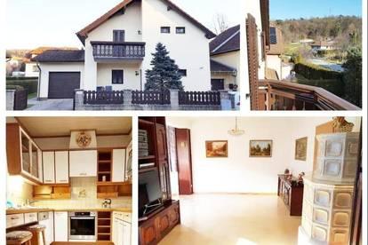 Nahe Neulengbach - Schönes Haus mit Balkon, Garage und Keller