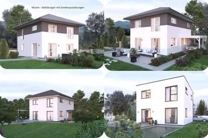 Randlage St. Egyden - Elkhaus und Grundstück in leichter Hanglage (Wohnfläche - 117m² - 129m² & 143m² möglich)