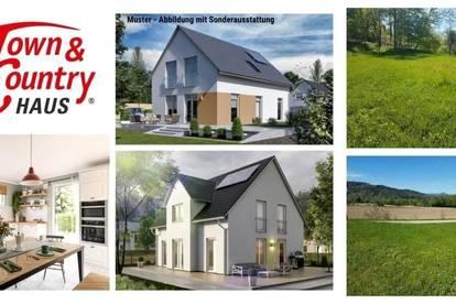 Nahe Köttmannsdorf/Maria Rain - Schlüsselfertiges TC-Ziegelmassivhaus inkl. Keller und Grundstück