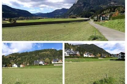 Grundstück in Lind bei Scheifling