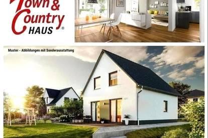 Nahe Hellmonsödt/Zwettl - Schlüsselfertiges TC-Ziegelmassivhaus mit Keller und Grundstück