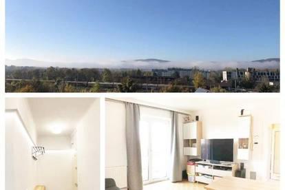 Korneuburg/Nahe Wien - Schöne Wohnung mit Balkon und Ausblick