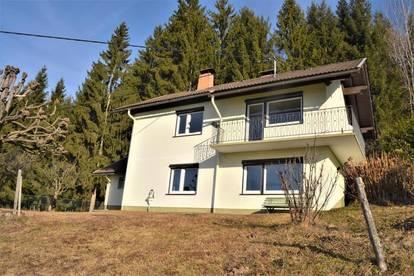 Wohnhaus mit Panoramablick zu vermieten