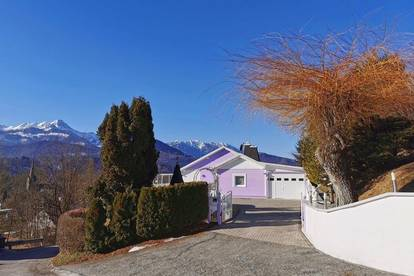Der Bungalow am Sonnenplateau - Rosegg - Villach Land
