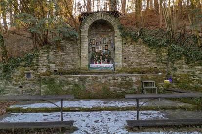Ein Kraftort der besonderen Art in Klagenfurt am Spitalberg