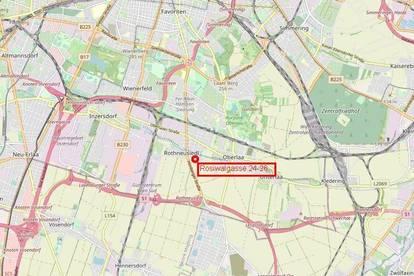 Rothneusiedl - Vermietungs- und Entwicklungsobjekt - 1100 Wien, Rosiwalgasse
