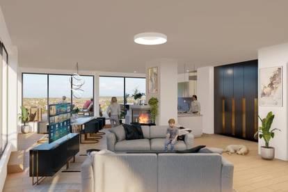Penthouse - Luxus über den Dächern von Leobersdorf