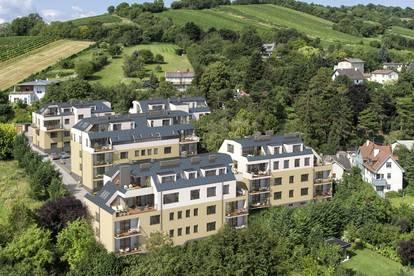 Dachgeschosswohnung Erstbezug mit 3 Terrassen in Klosterneuburg - Bruttomiete 2085, - HITop10