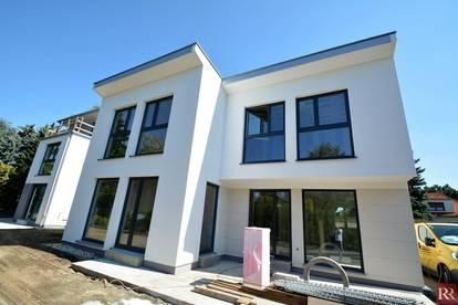 Toplage Aspern: Moderne Doppelhaushälfte - Provisionsfrei!