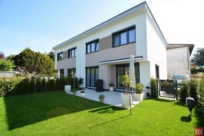 Grünruhelage am Bruckhaufen - Neuwertiges Doppelhaus inklusive Top-Einbauküche