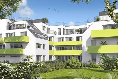 Eigentumswohnung Neubau- Josef-Ruston-Gasse 28, 1210 Wien - Top 101