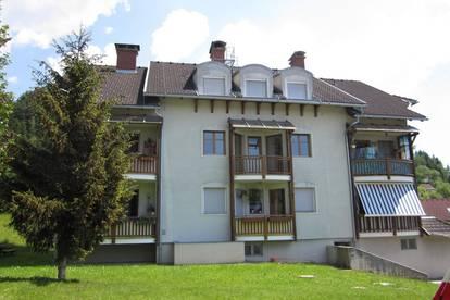 Jede Menge Platz - 3-Zimmer Wohnung in Ettendorf
